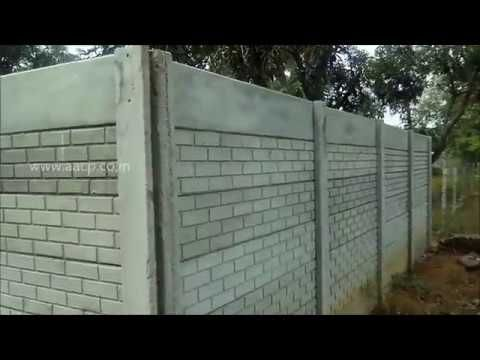 Precast Concrete Fence Panels Retaining Wall Concrete Fence Panels Concrete Fence Concrete Fence Wall