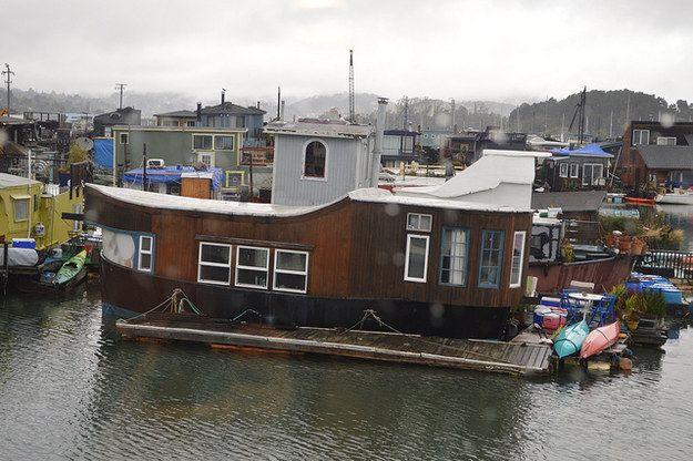 Where Will You Be In Five Years...I got living in a house boat!!!!