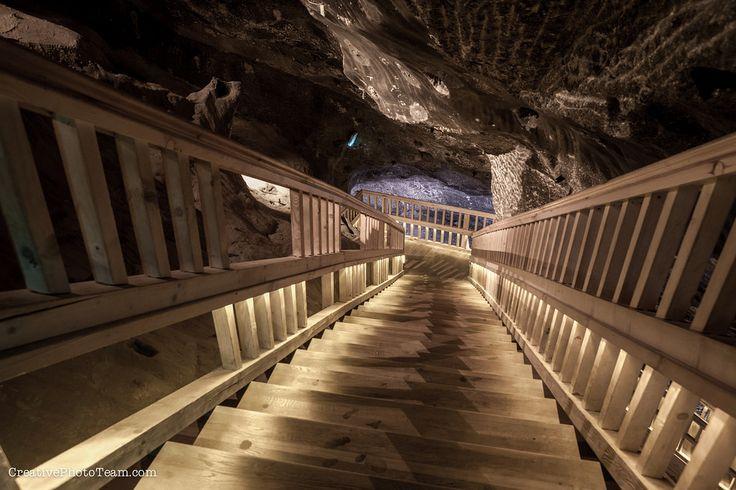 https://flic.kr/p/Gyrfep   .. into the deeps of Wieliczka Salt Mine,Poland   .. into the deeps of Wieliczka Salt Mine,Poland ... в глубины соляной шахты Величка,   Польша. читайте пост: Read about journey here : goo.gl/IUl6FE