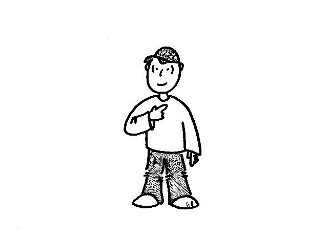 personal pronouns coloring pages - photo#9