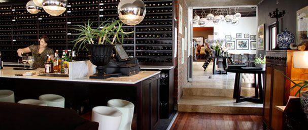 cuvee restaurant simonsig - stellenbosch