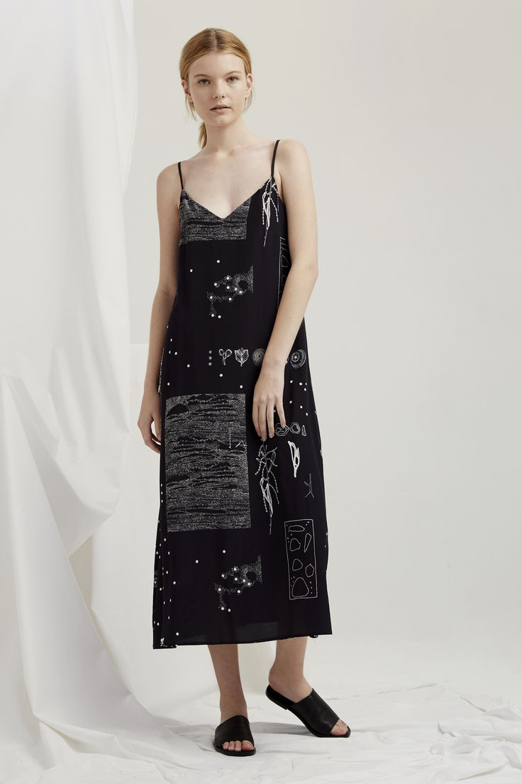 Slip Dress - Collector Print