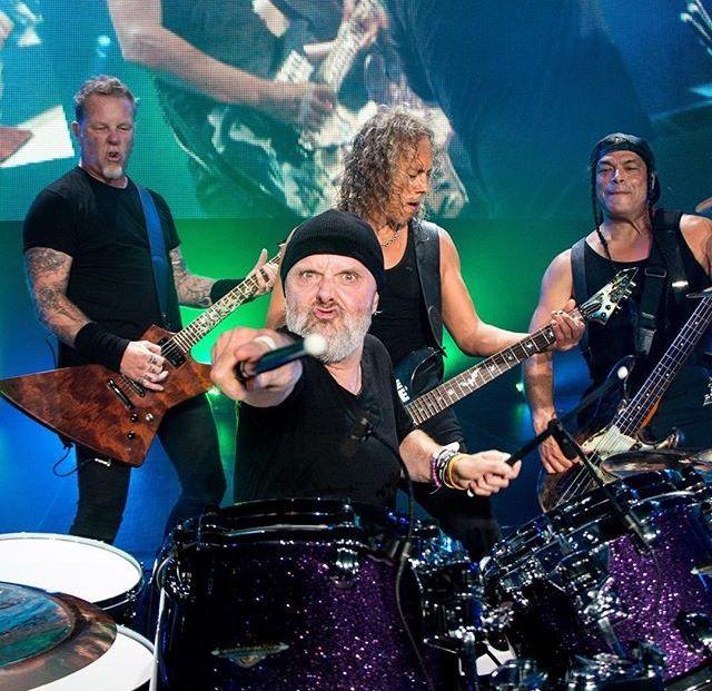 Metallica October, 2016