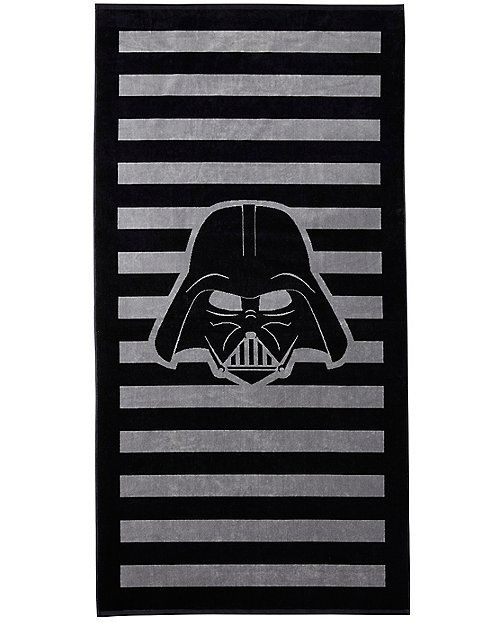 I found this Star Wars™ Beach Towel in the girls' section of Hanna Andersson! I love that they're acknowledging that girls like Star Wars too!