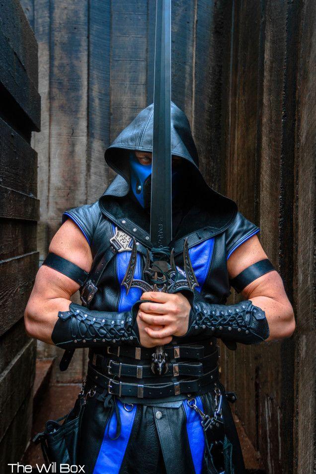 Mortal Kombat Legacy Sub Zero Costume 97 best Mortal Kombat ...