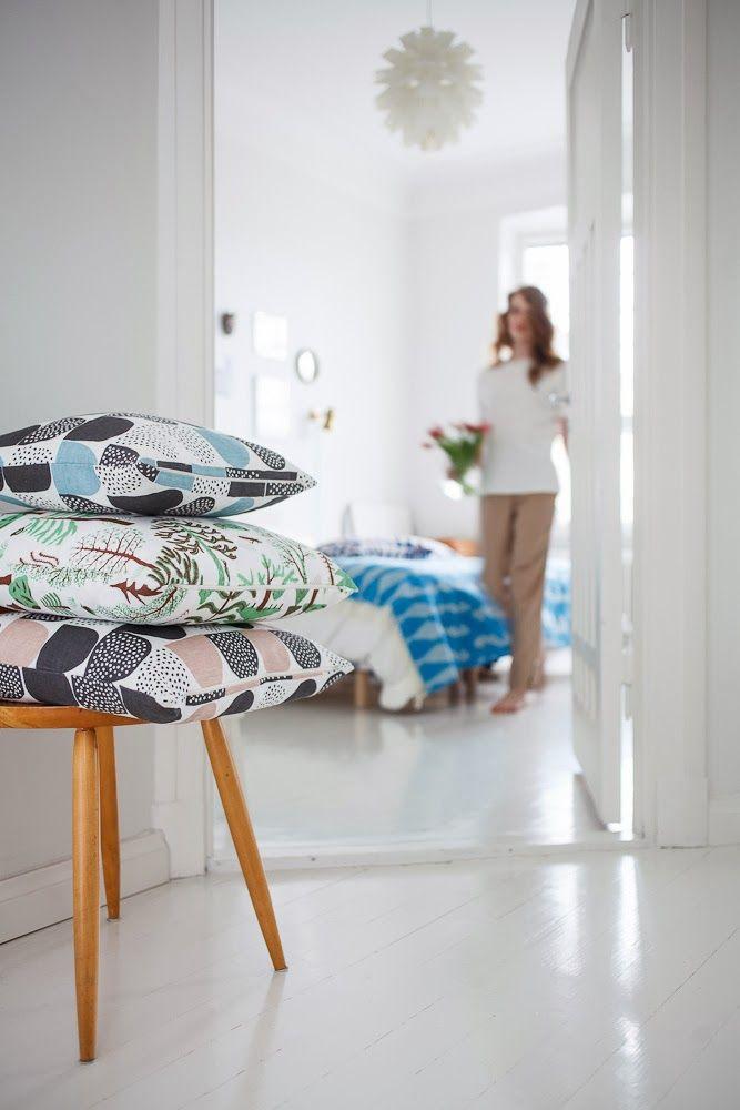 cushion covers | @Kauniste Finland Finland