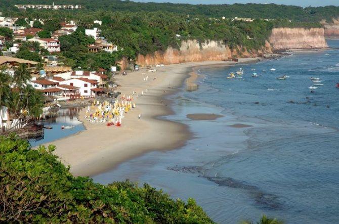 Praia da Pipa, Rio Grande do Norte