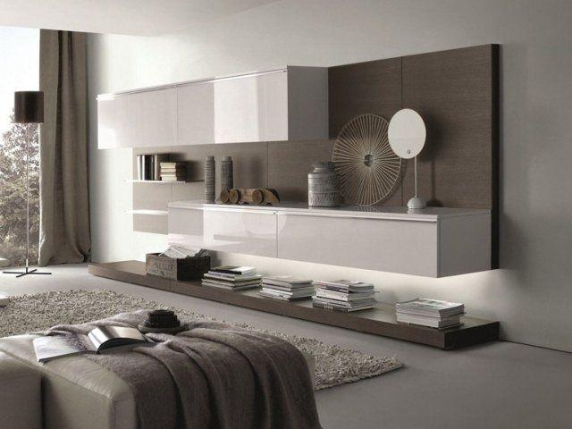 meuble salon de design moderne TAO DAY par MisuraEmme