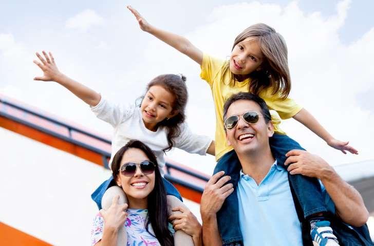 Viagens em família para fazer durante as férias de julho