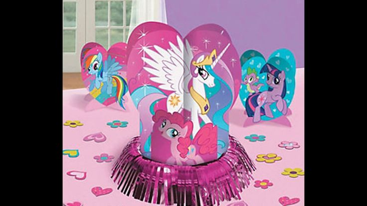 My Little Pony Party Supplies | My Little Pony Birthday | Ezy Kids Parties