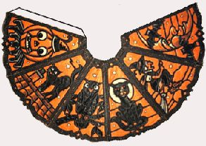 Lamp shade Halloween minis would look brilliant printed on acetate
