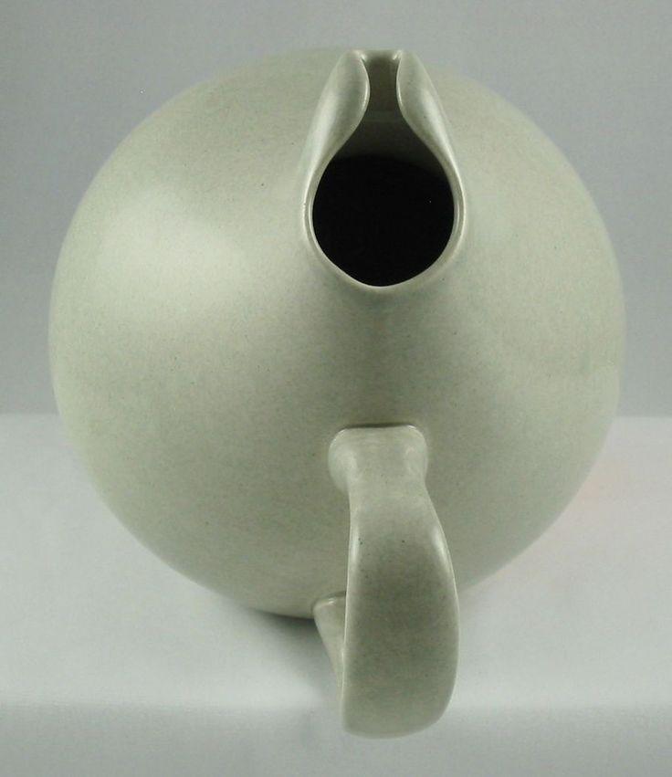 Russel Wright Steubenville American Modern Carafe No Reserve | eBay