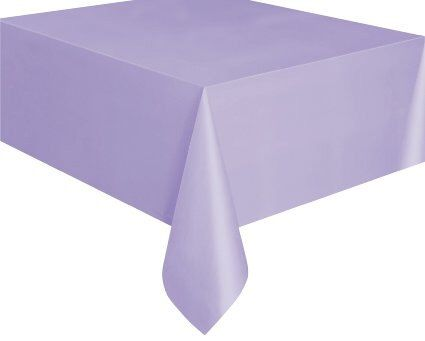 Lilac Lavender Purple Plastic Table Cover for Party, Dessert Table, Lolly Buffet, Engagement, Baby Shower, Tea Party, Kid's Party, Birthday by LittlePartyEventCo on Etsy https://www.etsy.com/au/listing/270747434/lilac-lavender-purple-plastic-table