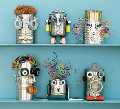arts and craft projects for kindergarten | in designs – recycling arts and crafts – recycling projects for ...
