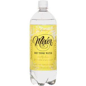 Sam's Choice: Mixer Diet Tonic Water, 33.8 Fl Oz