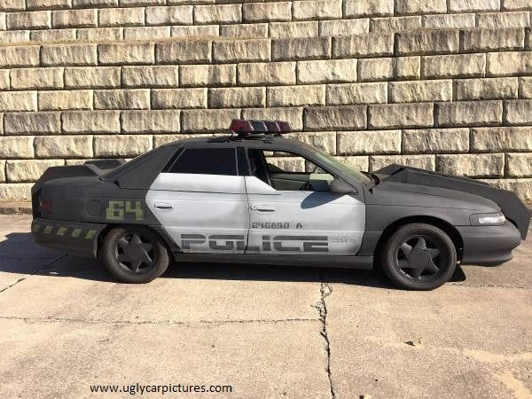 This Ugly Ford Taurus Looks Like It Belongs To Robocop Car Pictures Has The Largest Collection Of In World