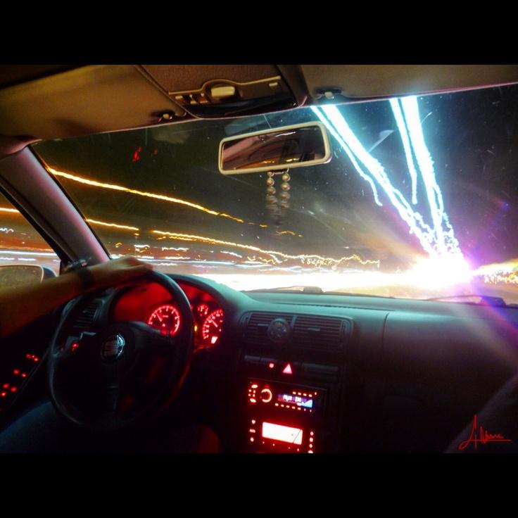 Paint light!! Seat Leon..