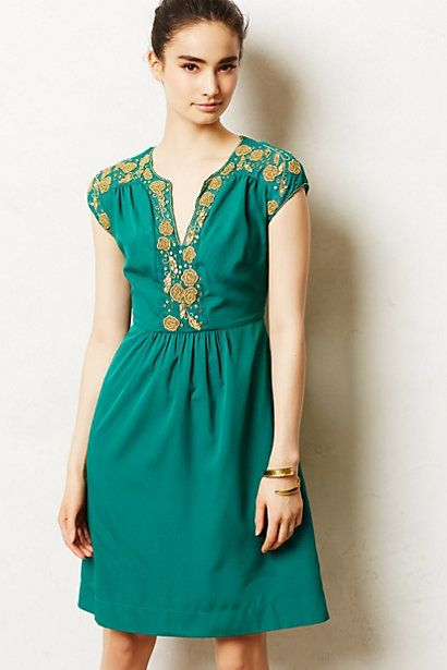 Zabby maxi dress i pretty much only for Anthropologie wedding guest dresses