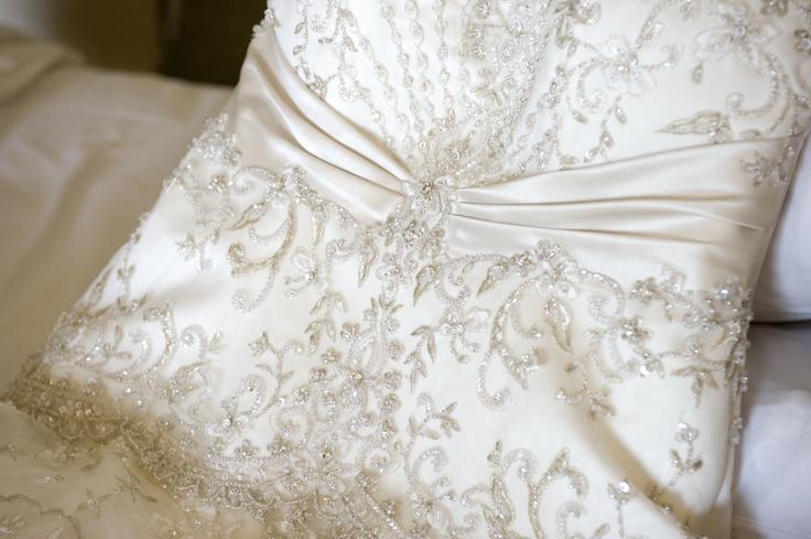 17 best my wedding details 8 8 09 images on pinterest for Mon amie wedding dresses