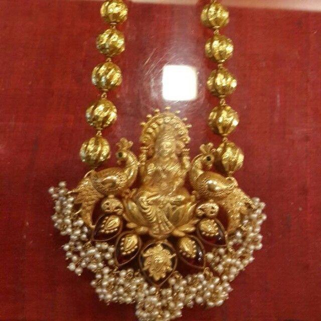 Temple jewellery 22k by Neha Agarwal nehaagarval123@gmail.com