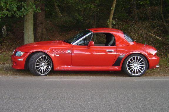 1998 BMW Z-3 Hardtop