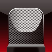 "Voice Recorder HD  By eFUSION Co., Ltd.    Quick high quality audio recording, reliable, stunning interface plus easy to operate, ""Voice Recorder HD"" is a must have application for your iPad and iPhone."