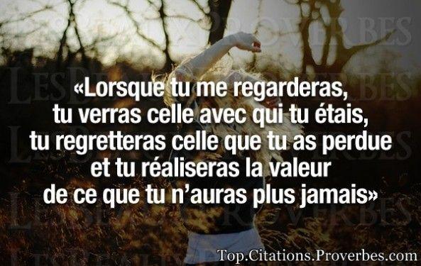 Citations Amour Perdu