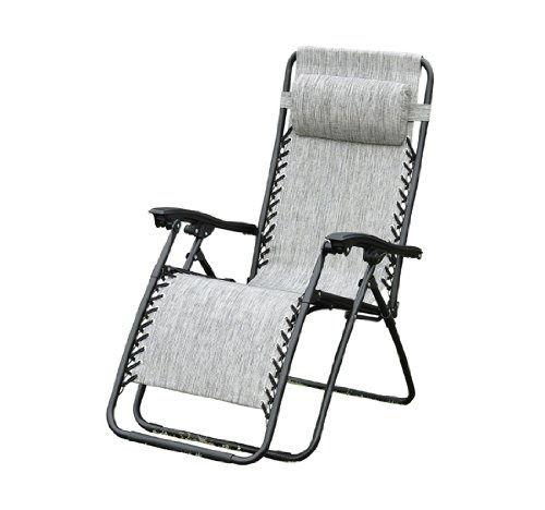 Outsunny Zero Gravity Recliner Lounge Patio Pool Chair u2013 Granite Gray Color. More details at  sc 1 st  Pinterest & 31 best Zero Gravity Recliner images on Pinterest | Recliners ... islam-shia.org