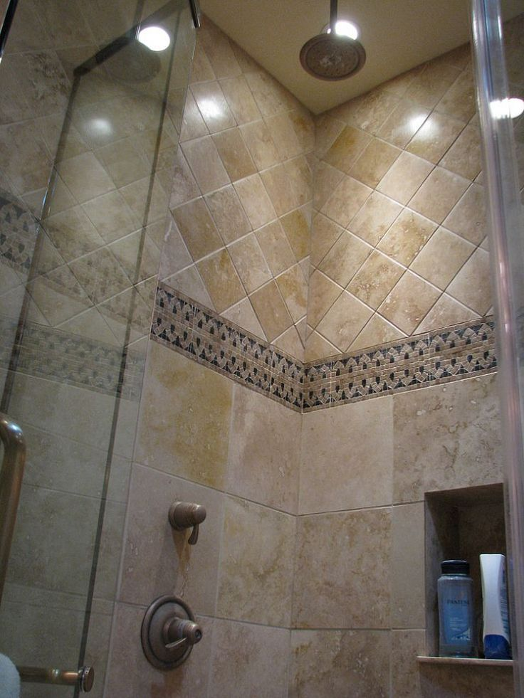 These Are A Few Photos Of A Bathroom Remodel We Did To