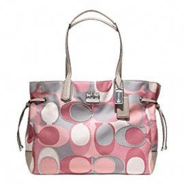 I love coach purses!!