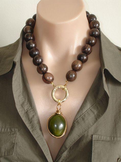 Resultado de imagen para gift moda aretes y collares largos en otoño
