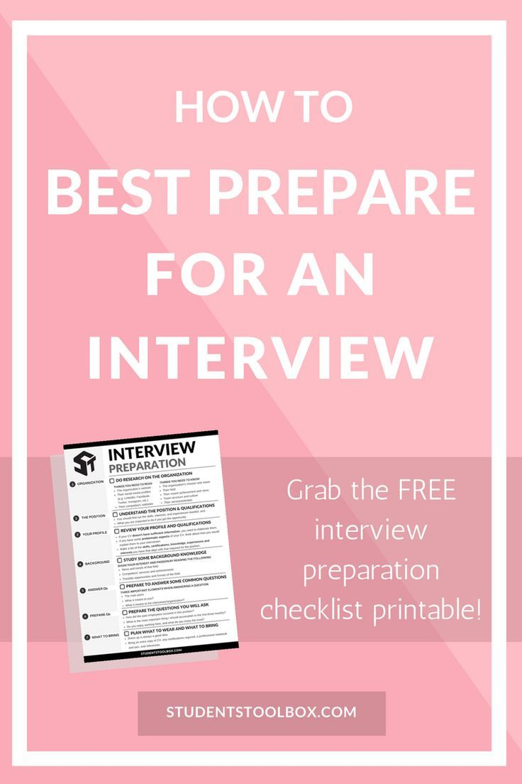 17 mejores ideas sobre prepare for interview en how to best prepare for interviews and get the opportunities