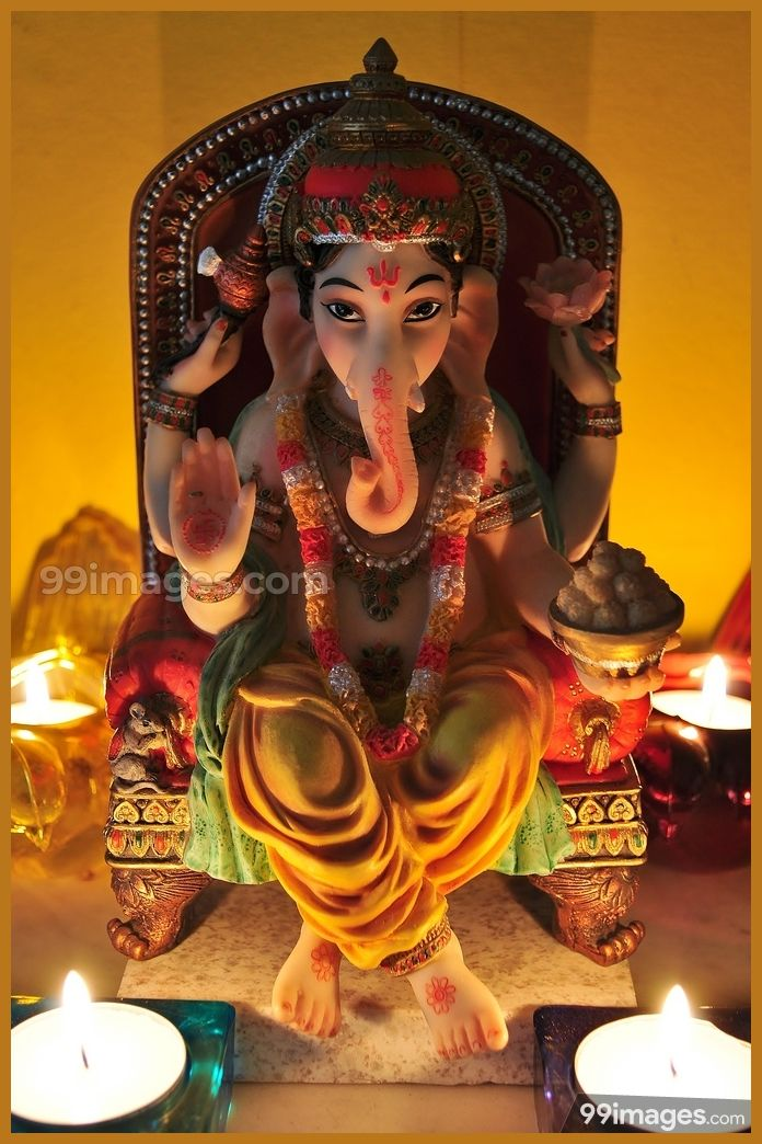 Vinayagar Hd Wallpaper For Android Mobile