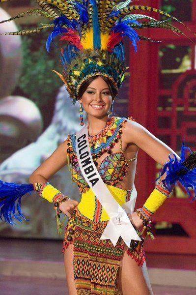 Taliana Vargas <3 miss universo 2008