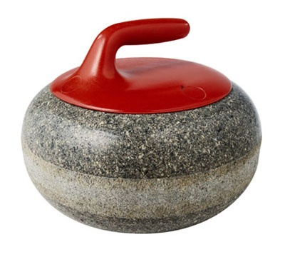 Just a stone......a curling stone