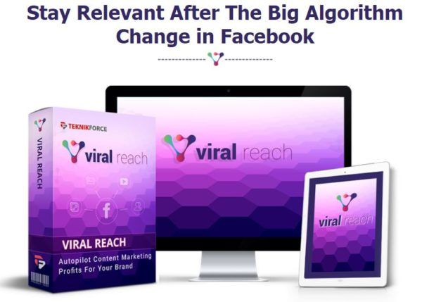 Viral Reach Facebook Marketing Automation Software Review - Best New Content SAAS will Enable You to Automate the Full Range of Content Publishing on Facebook & Automatically Find & Publish Videos, Images, GIFs, Articles and Text