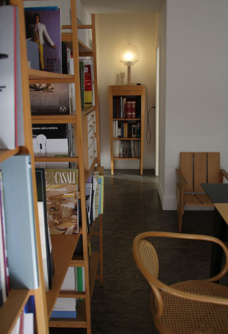 Saletta interna. Studio di progettazione IDEA. www.marcellogennari.it