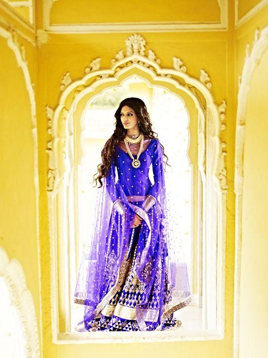 Anita Dongre presents the Jaipur Bride 2013