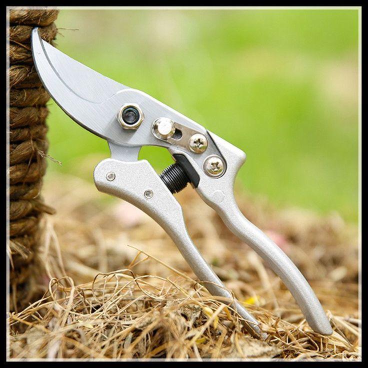 High-grade pruning shears branches scissors gardening scissors bonsai pruning hardware tools (D models)