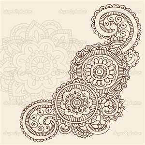 Pin by Радмила on My style | Henna doodle, Flower doodles ...