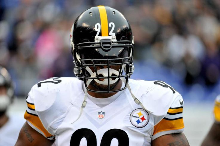 Steelers linebacker James Harrison has an insane workout to stay in top shape at 38 years old