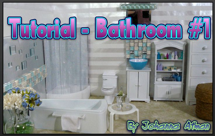 Tutorial – Bathrooms | Jatman Stories