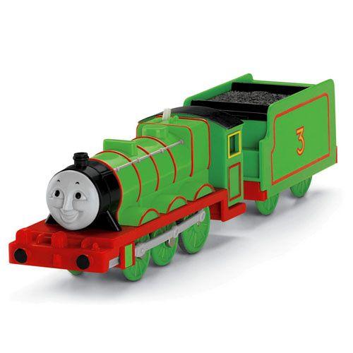 Trenes, juguetes y pistas| Thomas y sus amigos henry