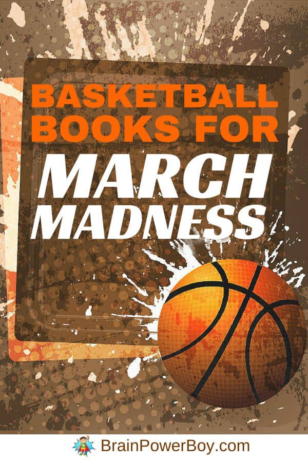 March madness! It is the perfect time to get your boys reading some basketball books. We have a great list for boys of all ages. Click to view 10 non-fiction basketball books they are sure to love.