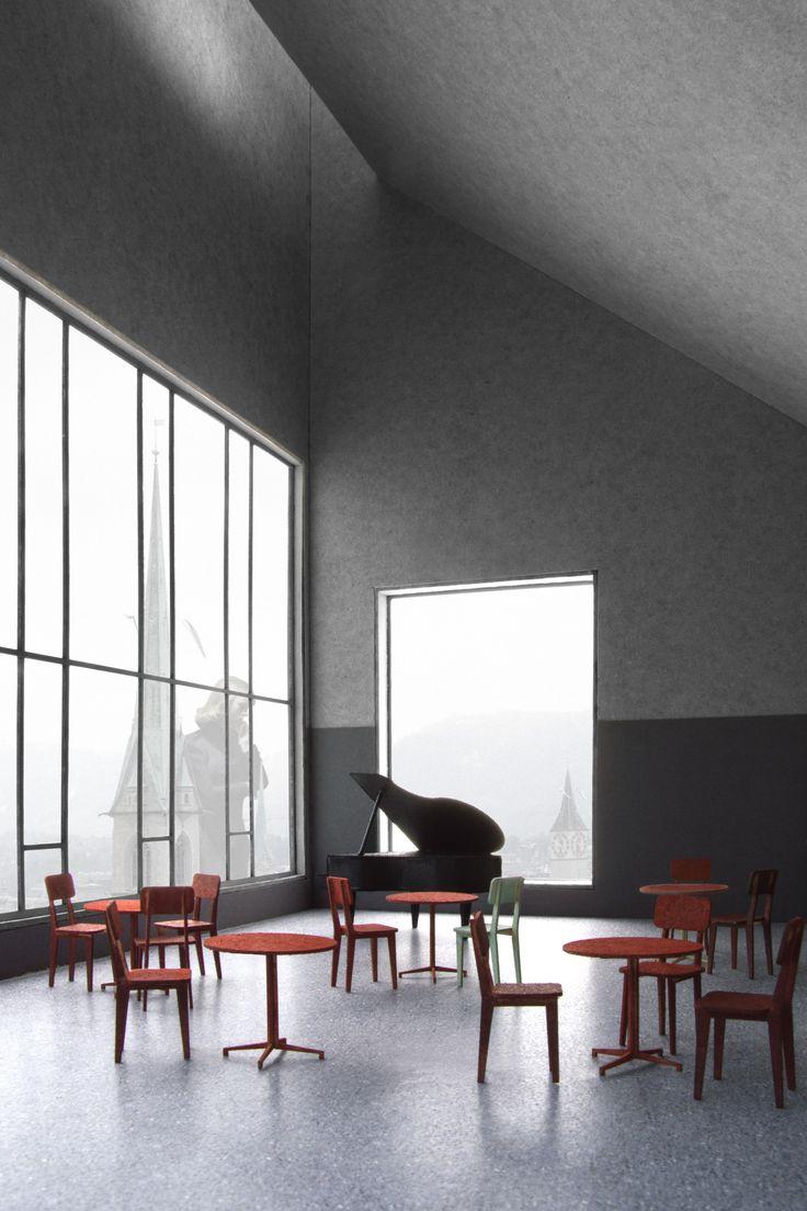 Relatives, Müller & Niffeler  ––––––  Die Eidgenössische Technische Hochschule Zürich  Fanni Müller & Philippe Niffeler Relatives  The Architecture of Bureaucracy Year : FS 2017 Teaching : Prof. Alex Lehnerer Assistants : Alessandro Bossh...