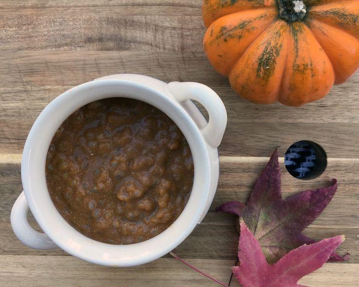 Pumpkin Arroz Con Leche | Miracle Noodle Canada