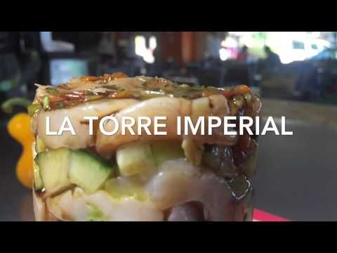 Torre Imperial de Callo y Atún - YouTube