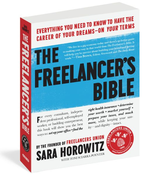 A ROAD MAP. A REFERENCE. A SURVIVAL GUIDE. One in three workers is independent. They are a large and growing community. Together, they're building the new scaffold for success in the 21st Century.  Freelancers are creating their own nontraditional career paths. getting gigs, developing their own products, and finding their own way.