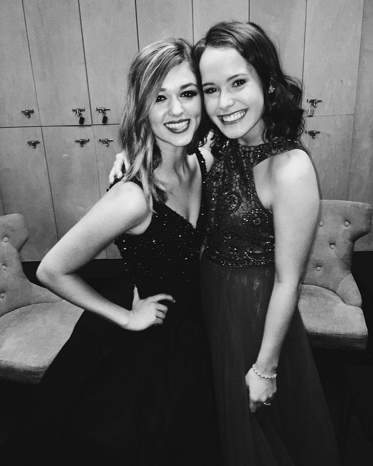"""Mary Kate Robertson on Instagram: """"What an awesome job this girl did hosting the Dove Awards last night! So proud of you sister...thanks for inspiring us all in everything you do❤️ (thanks @sherrihill for these beautiful dresses!)"""""""