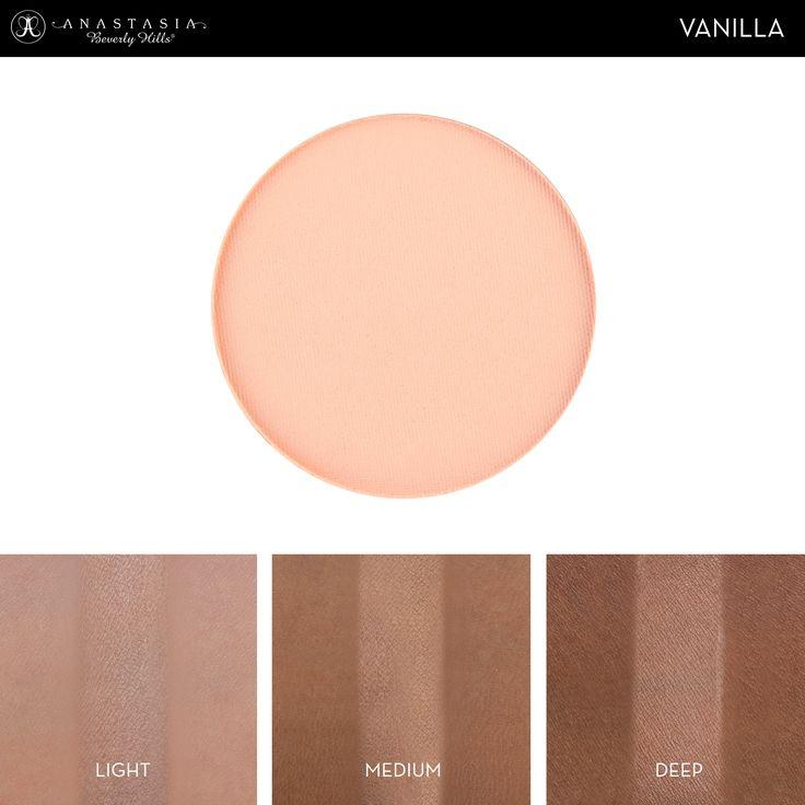 Anastasia Beverly Hills Contour Powder Shade In Vanilla